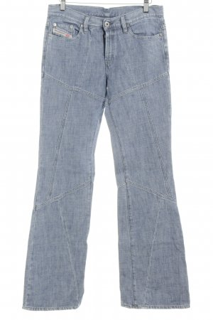 Diesel Industry Denim Flares blue hippie style