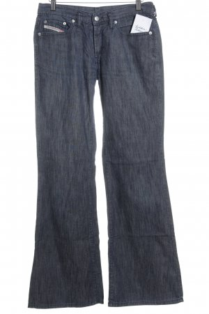 Diesel Industry Jeansschlaghose graublau klassischer Stil