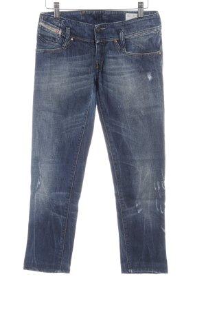 Diesel Industry Skinny Jeans mehrfarbig Skater-Look