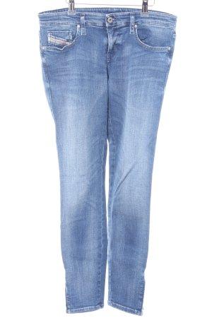 Diesel Industry Skinny Jeans mehrfarbig Washed-Optik