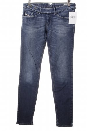 Diesel Industry Slim Jeans blau Casual-Look