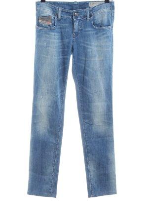 """Diesel Industry Slim Jeans """"Grupee"""" blau"""