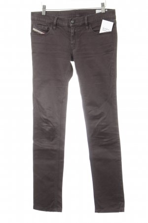Diesel Industry Slim Jeans grau Casual-Look