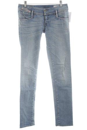 Diesel Industry Slim Jeans himmelblau-blau Casual-Look