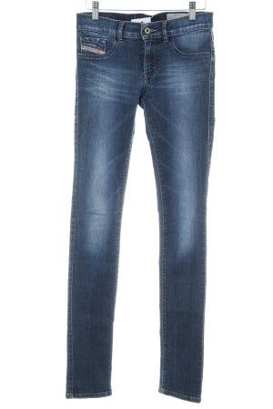 Diesel Industry Jeans slim multicolore style délavé