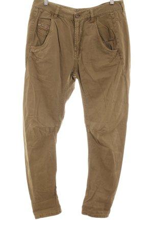 Diesel Industry Slim Jeans olivgrün Casual-Look