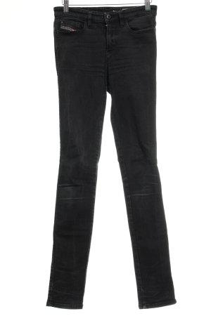 Diesel Industry Slim Jeans taupe Washed-Optik