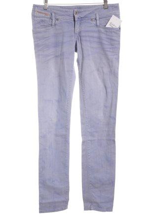 Diesel Industry Straight-Leg Jeans himmelblau Retro-Look