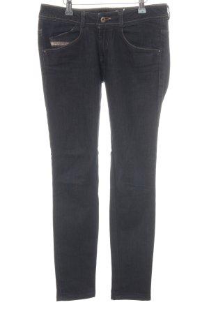 Diesel Industry Stretch Jeans hellgrau Jeans-Optik