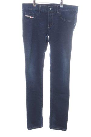 """Diesel Industry Stretch Jeans """"Livier"""" blau"""