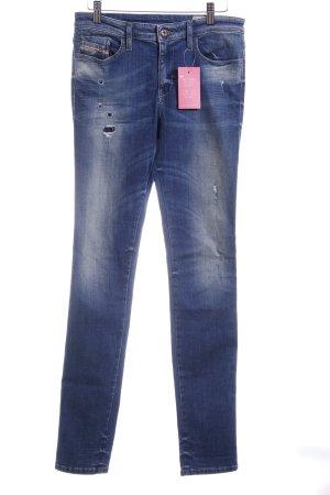 Diesel Industry Stretch Jeans mehrfarbig Casual-Look