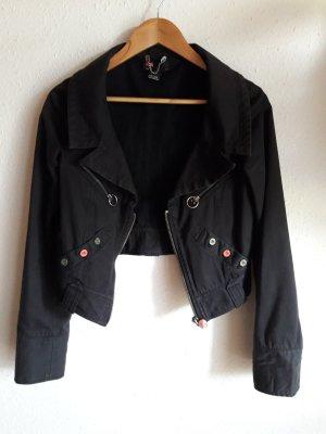 Diesel Jacke. schwarz.