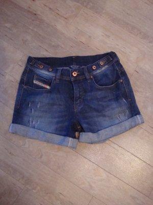 Diesel Jeans 100% Original Hot-Pants Gr. 34 1xgetragen WIE NEU!!!