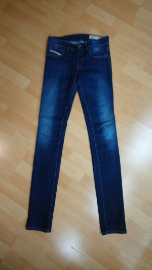 Diesel Jeans slim fit blu-blu scuro