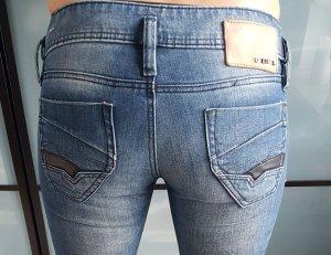 diesel jeans 28/32 hüfthose, straight