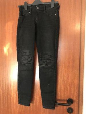 Diesel Skinny Jeans black-anthracite