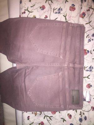 Diesel Jeans skinny grigio-lilla
