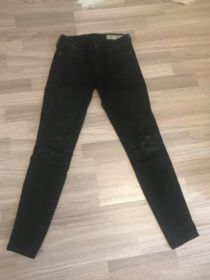 Diesel Vaquero skinny negro