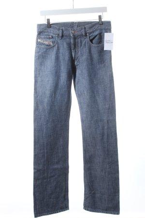 Diesel Spijkerbroek blauw casual uitstraling