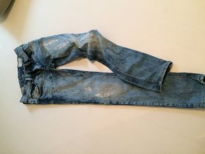 Diesel Jeans blau in Größe 25