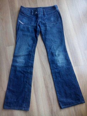 diesel jeans bootcut dark denim