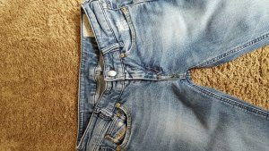 Diesel jeans bootcut louvely 27/32