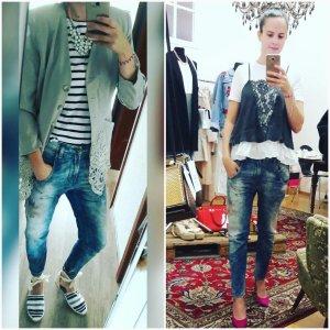 Diesel Jeans Destroyed Boyfriend Loose Fit Fayza 27/32