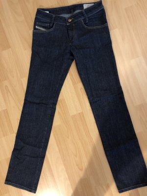 Diesel Jeans, dunkelblau, nicht verwaschen