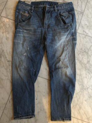 Diesel Boyfriend jeans lichtblauw
