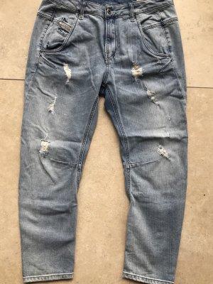 Diesel Jeans boyfriend azzurro