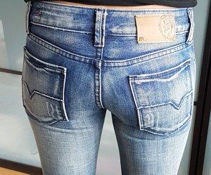 Diesel Jeans *flared* 27/34 #boho #Hippie