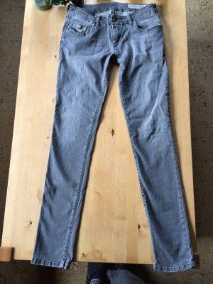 Diesel Jeans Grupee 29X32 strech super slim skinny