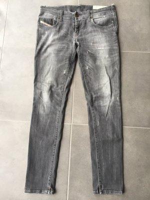 Diesel Jeans Grupee Super Slim-Skinny Low Waist W30 L30