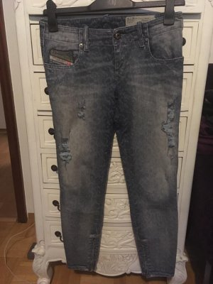 Diesel Jeans Grupee Zip Super Slim Skinny 28/30 top!
