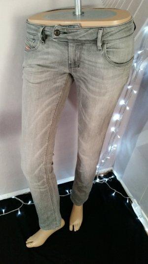 Diesel Jeans hellgrau NEVY 28/ 32