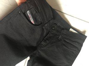 Diesel Jeans Hose schwarz