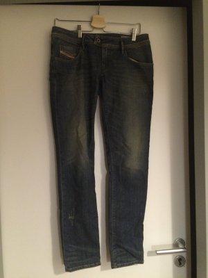 Diesel Jeans in light-used look