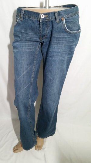 Diesel Jeans Knopflochleiste Gr 32 sehr hüftig