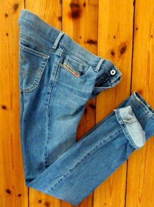 Diesel*Jeans*Liv*blau*W 27/32