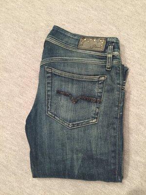 Diesel Jeans Matic Röhrenjeans slim fit skinny jeans
