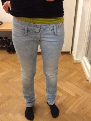 Diesel Jeans Matic Slim Tapered stretch hellblau W26/L32