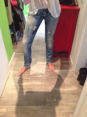 Diesel Jeans mit besonderer Waschung Gr.28/32