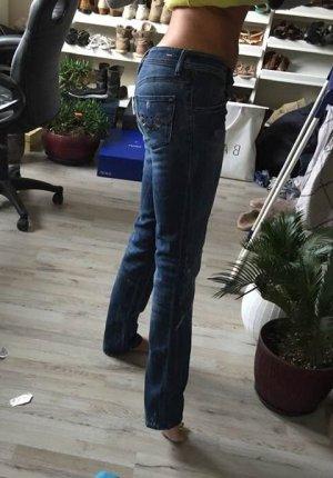 Diesel Jeans elasticizzati blu scuro Cotone