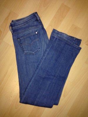 Diesel Jeans Ronhary w26 l30 hellblau