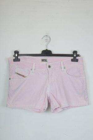 Diesel Jeans Shorts Gr. 29 rosa