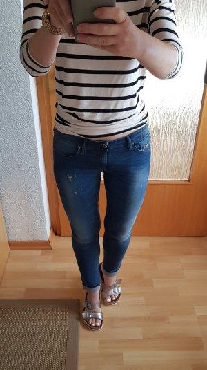 Diesel Jeans Skinzee Low Stretch Skinny W29 blau NP. 180€