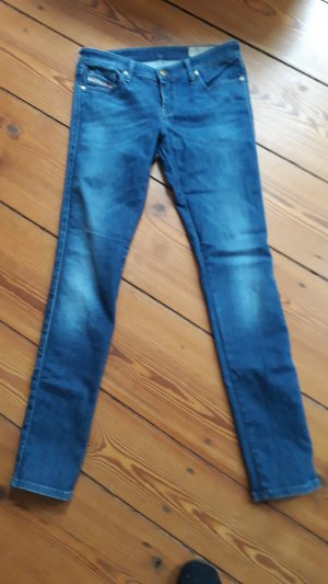 "Diesel Jeans ""skinzee-low"", super slim-skinny, low waist"