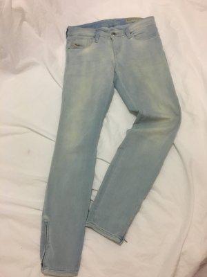 Diesel Jeans,Skinzze-low-Zip, w26, L30