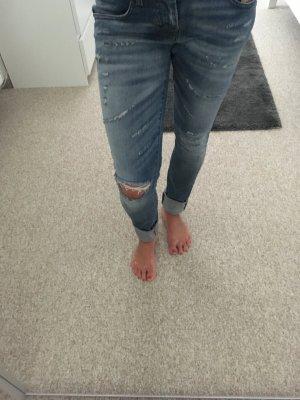 Diesel-Jeans Super Slim Skinny Low Waist Model Grupee Gr. 25/32
