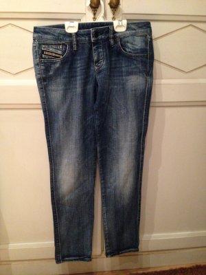 Diesel Jeans Used Look